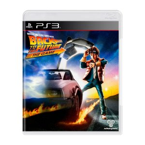 Jogo Back To The Future The Game - PS3 (Seminovo)