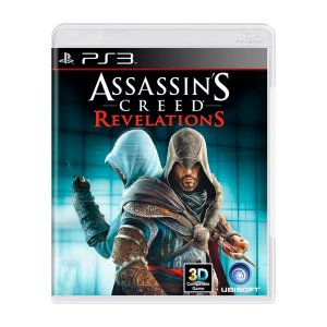Jogo AssassinS Creed Revelations - PS3 (Seminovo)