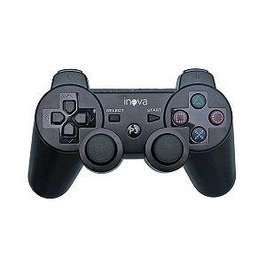 Controle Dualshock 3 Inova Sem Fio - PS3