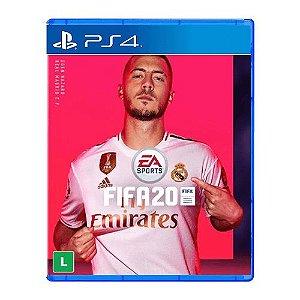 Jogo FIFA 20 - PS4 (Seminovo)