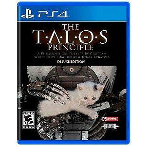 Jogo The Talos Principle Deluxe Edition - PS4