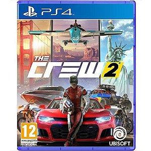 Jogo The Crew 2 - PS4 (Seminovo)