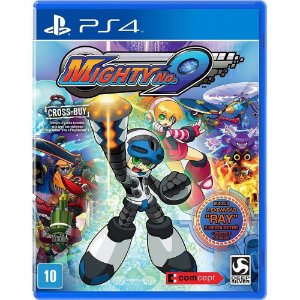 Jogo Mighty No. 9 - PS4