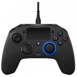Controle Nacon Revolution Pro Controller Preto - PS4 (Seminovo)