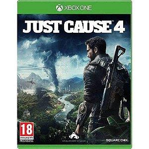 Jogo Just Cause 4 Edição Day One - Xbox One