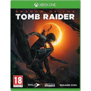 Jogo Shadow of The Tomb Raider - Xbox One (Seminovo)
