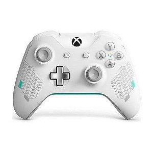 Controle Wireless Grooby Sport White - Xbox One