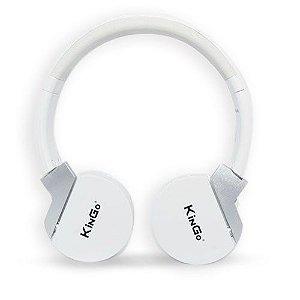Fone de Ouvido Kingo KG-550 Bluetooth