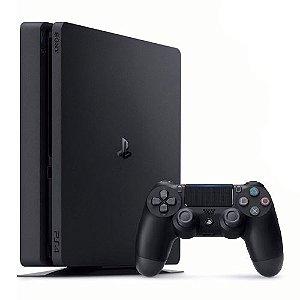 Console PS4 Slim 1TB Preto