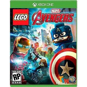 Jogo LEGO Marvel Vingadores - Xbox One