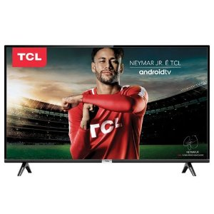 "Smart TV LED 43"" TCL FHD Android Bluetooth"