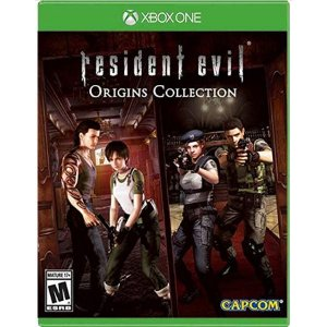Jogo Resident Evil Origins Collection - Xbox One (Seminovo)
