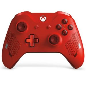 Controle Wireless Grooby Sport Red - Xbox One