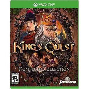 Jogo King's Quest The Complete Edition - Xbox One
