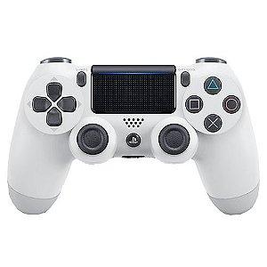 Controle DualShock 4 Branco - PS4