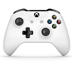 Controle Wireless Branco - Xbox One