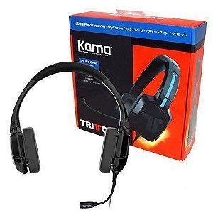 Headset Tritton Kama Com Fio Preto - PS4