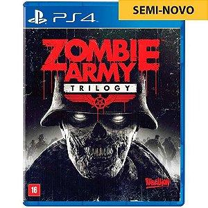 Jogo Zombie Army Trilogy - PS4 (Seminovo)
