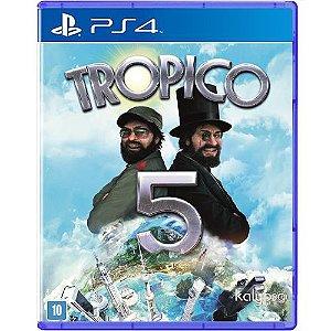 Jogo Tropico 5 - PS4