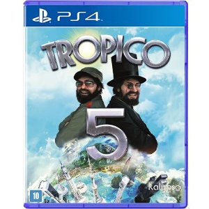 Jogo Tropico 5 - PS4 (Seminovo)