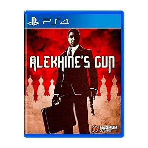 Jogo Alekhines Gun - PS4
