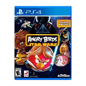 Jogo Angry Birds Star Wars - PS4 (Seminovo)