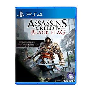 Jogo AssassinS Creed IV Black Flag - PS4