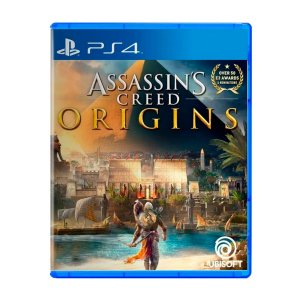 Jogo AssassinS Creed Origins - PS4