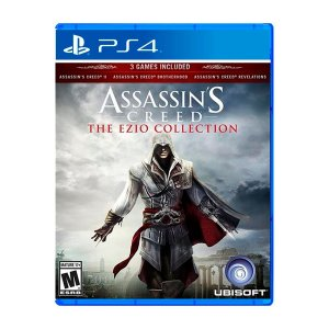 Jogo AssassinS Creed The Ezio Collection - PS4