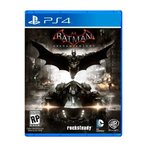 Jogo Batman Arkham Knight - PS4 (Seminovo)
