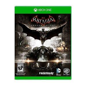 Jogo Batman Arkham Knight - Xbox One (Seminovo)