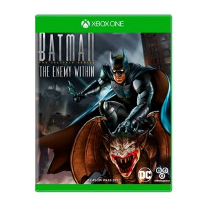 Jogo Batman The Enemy Within The Telltale Series - Xbox One