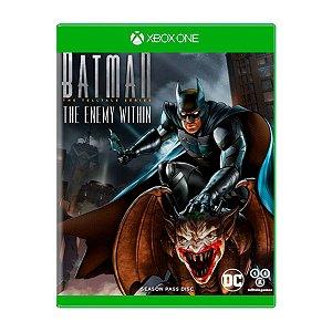 Jogo Batman The Enemy Within The Telltale Series - Xbox One