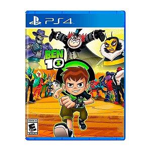 Jogo Ben 10 - PS4