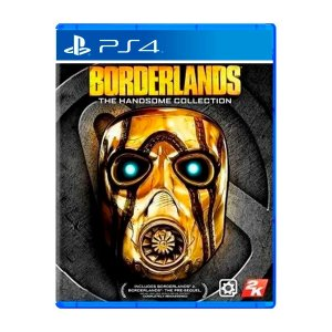 Jogo Borderlands The Handsome Collection - PS4 (Seminovo)
