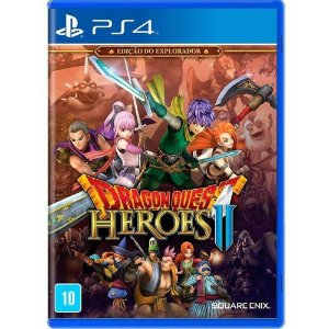 Jogo Dragon Quest Heroes II - PS4