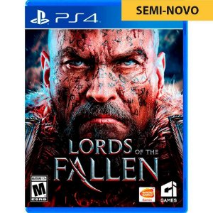 Jogo Lords of the Fallen - PS4 (Seminovo)