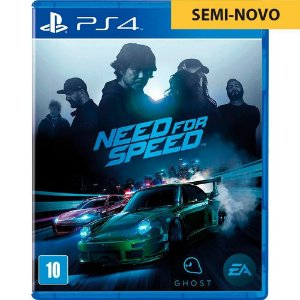 Jogo Need For Speed - PS4 (Seminovo)