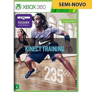 Jogo Nike Kinect Training - Xbox 360 (Seminovo)