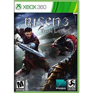 Jogo Risen 3 Titan Lords - Xbox 360