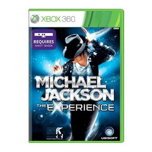 Jogo Michael Jackson The Experience (PAL) - Xbox 360 (Seminovo)