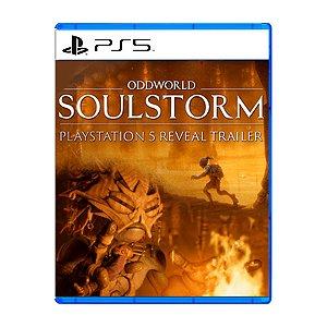 Jogo Oddworld Soulstorm - PS5