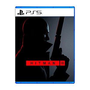 Jogo Hitman III - PS5