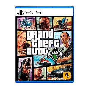 Jogo GTA V - PS5