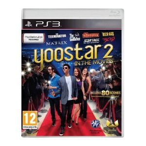 Jogo Yoostar 2 In The Movies - PS3 (Seminovo)
