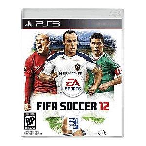 Jogo FIFA 12 - PS3 (Seminovo)