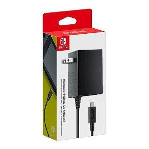 Fonte Bivolt - Nintendo Switch / Switch Lite