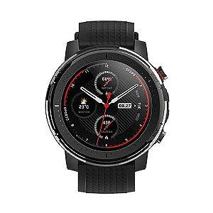 Relógio Xiaomi Amazfit Stratos 3 GPS A1929 Preto
