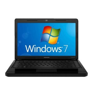 "Notebook Compaq Presario CQ43 Intel Pentium P6200 RAM 4GB SSD 120GB LED 14"" (Seminovo)"