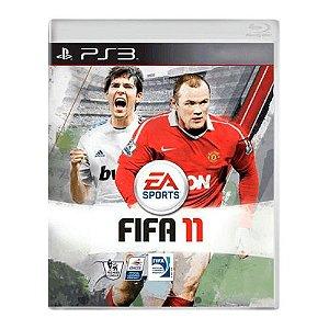 Jogo FIFA 11 - PS3 (Seminovo)